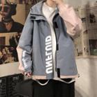 Unisex Hooded Light Jacket