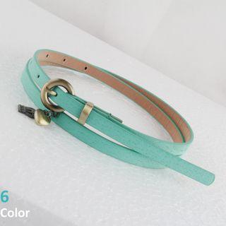 Crown Heart Dangling Belt