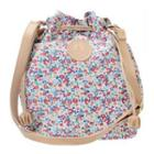 Floral Bucket Bag Floral - Multicolor - One Size