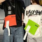 Couple Matching Tagged Crossbody Bag