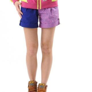 Color-block Shorts