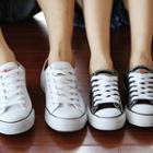 Canvas Couple Sneakers