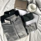 Pleuche Plain Shirt