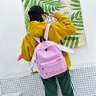 Rabbit Printed Backpack
