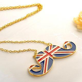 Beard Necklace Gold - One Size
