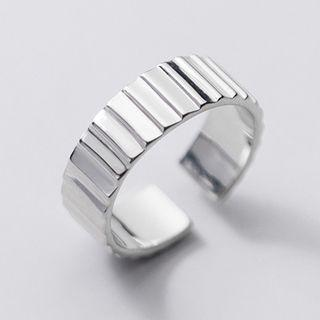 Open Ring S925 Silver - As Shown In Figure - One Size