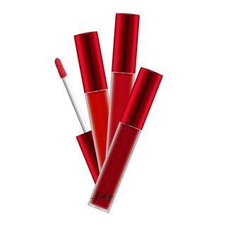 Bbi@ - Last Velvet Lip Tint Vii Red Scandal Series Set 3 Pcs