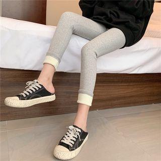 Plain Legging/ Fleece-lined Leggings