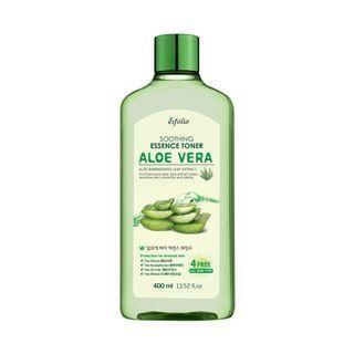 Esfolio - Soothing Essence Toner Aloe Vera 400ml