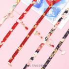 Japanese Style Choker (various Designs)