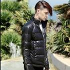 Stand-collar Down Jacket