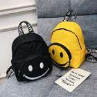 Emoji Accent Backpack