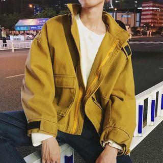 Tab Collar Jacket