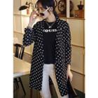 Dotted Long Jacket
