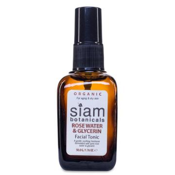 Siam Botanicals - Rosewater And Glycerin Facial Tonic 50g