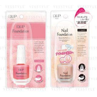 D-up - Nail Foundation 15ml - 2 Types