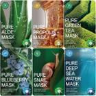Tosowoong - Pure Aloe Mask Pack 10pcs