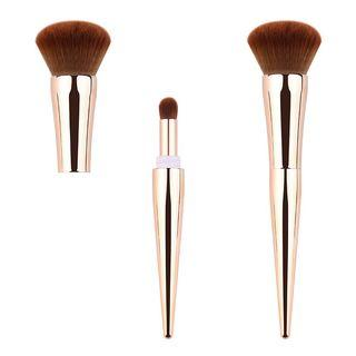 2 In 1 Makeup Brush