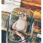 Cartoon Print Crossbody Bag