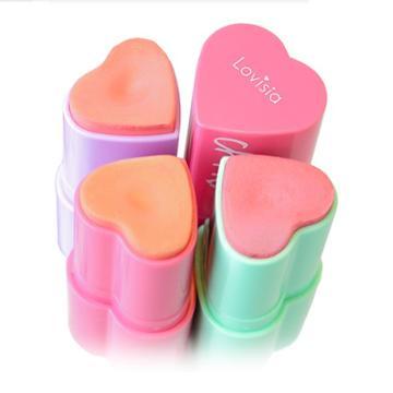 Lovisia - Heart Stick Cheek 4g - 3 Types