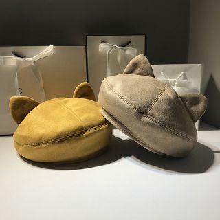 Cat Ear Beret Hat