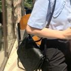 Multi-compartment Shoulder Bag