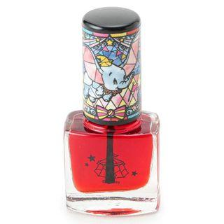 Disney Mini Demo Nail (dumbo / Clear Red) One Size