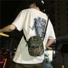 Lightweight Drawstring Crossbody Bag