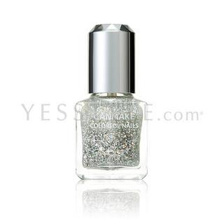 Canmake - Colorful Nails (#18 Silver) 1 Pc