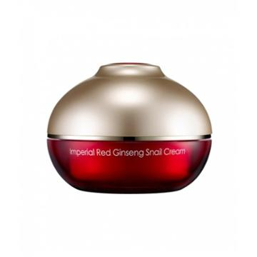 Ottie - Natural As Nture Imperial Red Ginseng Snail Cream 120g