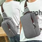 Plain Canvas Sling Bag