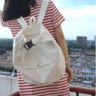 Canvas Two-way Backpack