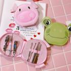 Manicure Set Pink - One Size