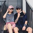 Couple Matching Velvet T-shirt
