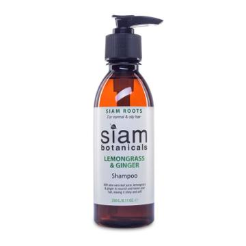 Siam Botanicals - Siam Roots Lemongrass And Ginger Shampoo 230g