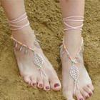 Charm-accent Anklet