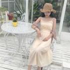 Strappy Midi Sun Dress