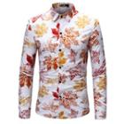 Maple Print Shirt