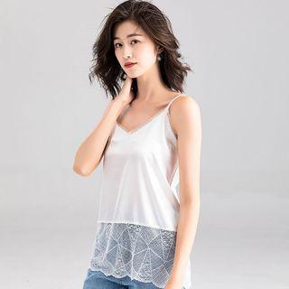Spaghetti Strap Top (various Designs)