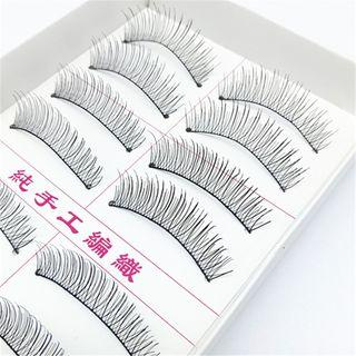 False Eyelashes #217 As Shown In Figure - One Size