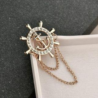 Nautical Brooch