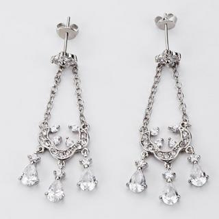 Crystal Drop Earrings