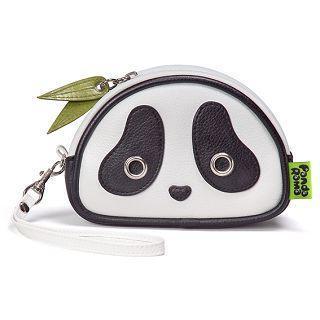 Panda Wristlet Black & White - Xs