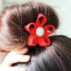 Floral Hair Tie