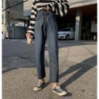 High Waist Retro Jeans
