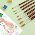 Set: Paint Brush Set Of 4 -
