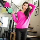 Plain Knit Top