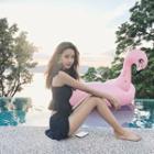 Set: Lace Tankini + Swim Skirt