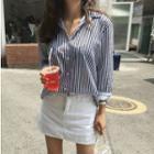 Inner Shorts H-line Miniskirt