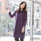 Long-sleeve Hooded Dress